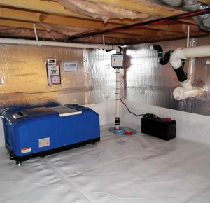 CleanSpace crawl space encapsulation and repair
